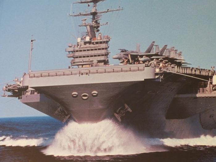 top gun carrier