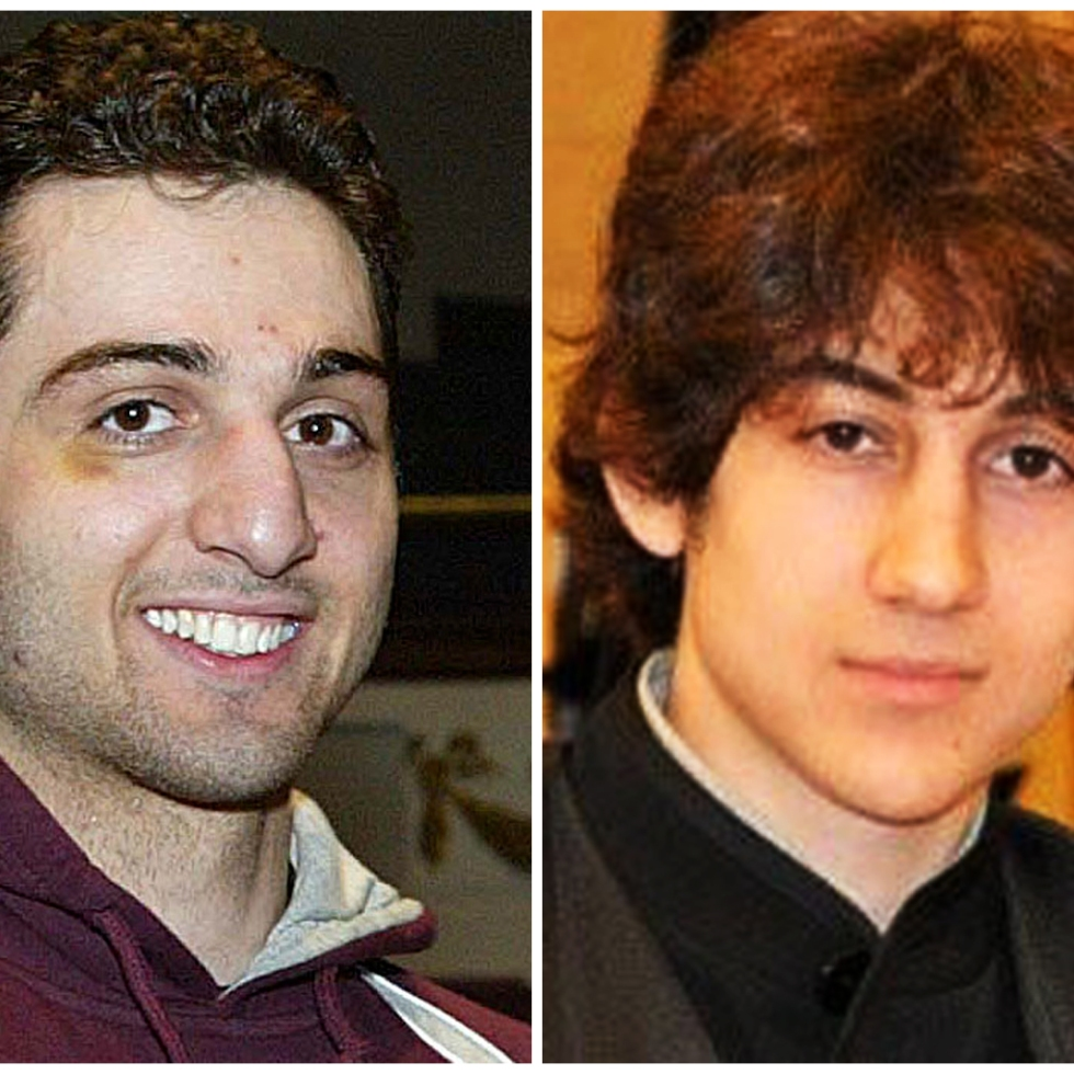 Blood on gloves in Boston bomber's car matched that of dead officer