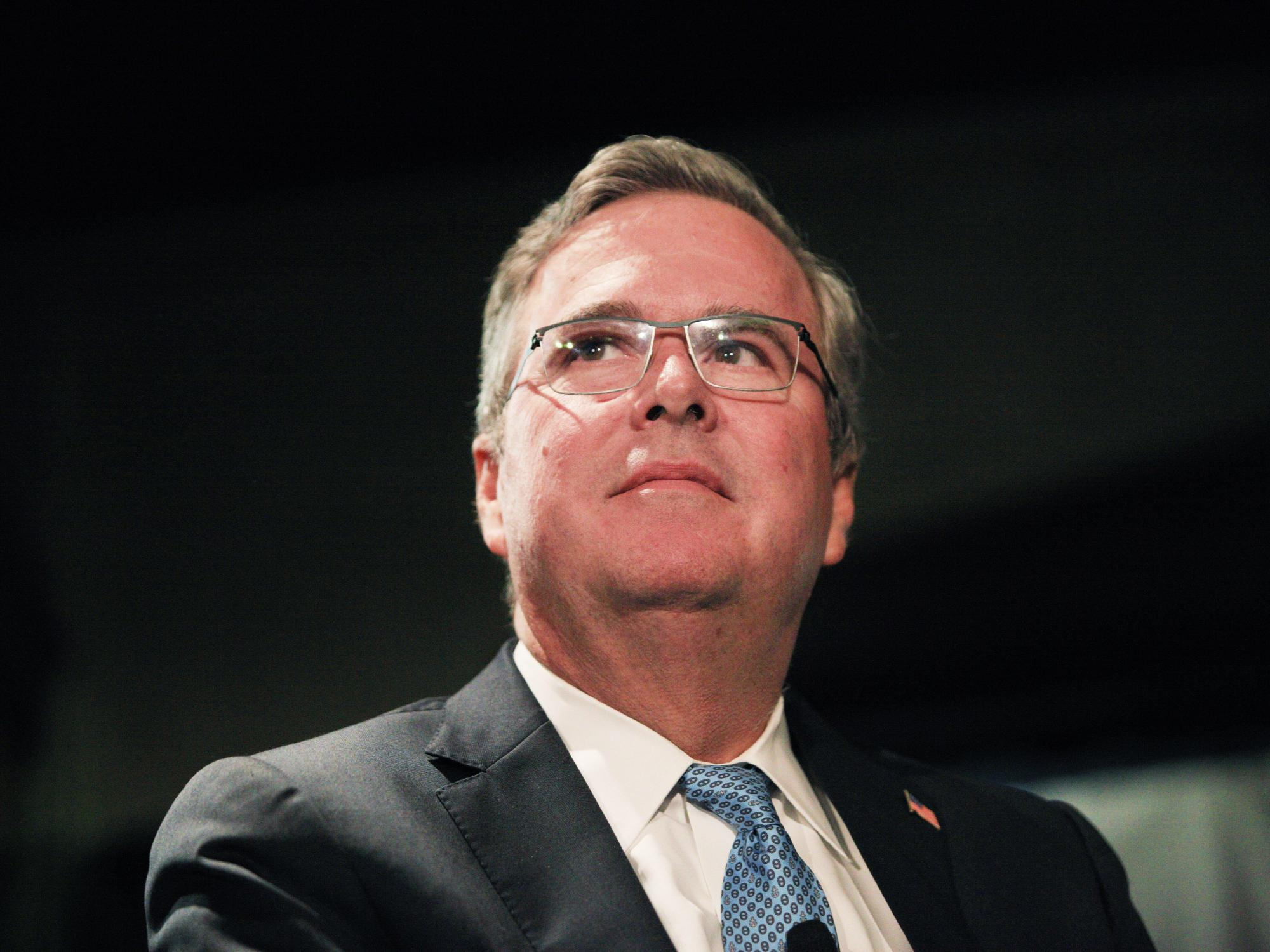 Jeb-Bush-Gives-Revealing-Interview