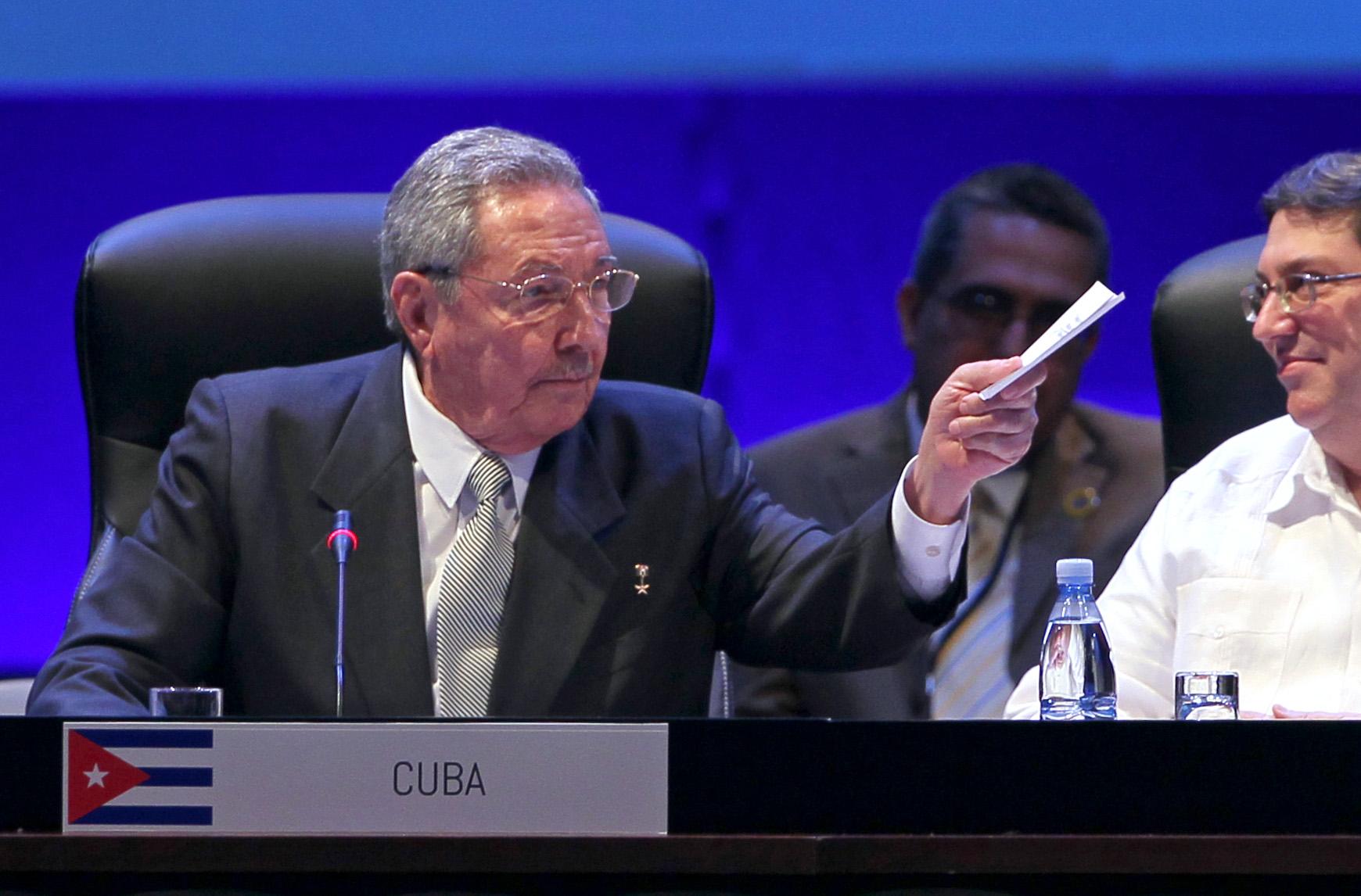 Cuba-at-Summit-US-Seeks-Renewed-Ties-With-Latin-America