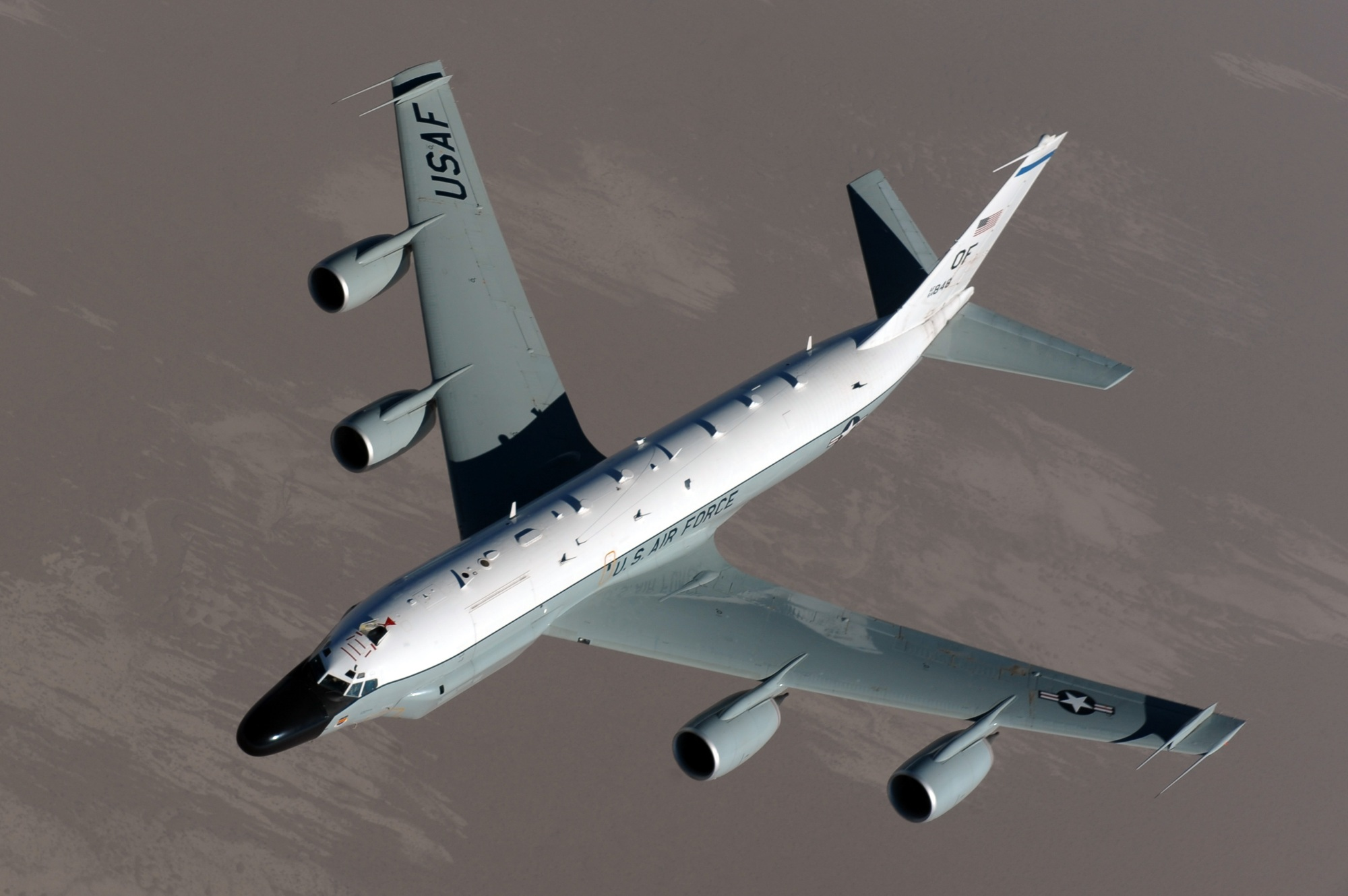 Russian-Jet-Nearly-Collides-with-US-Spy-Jet-Over-Europe