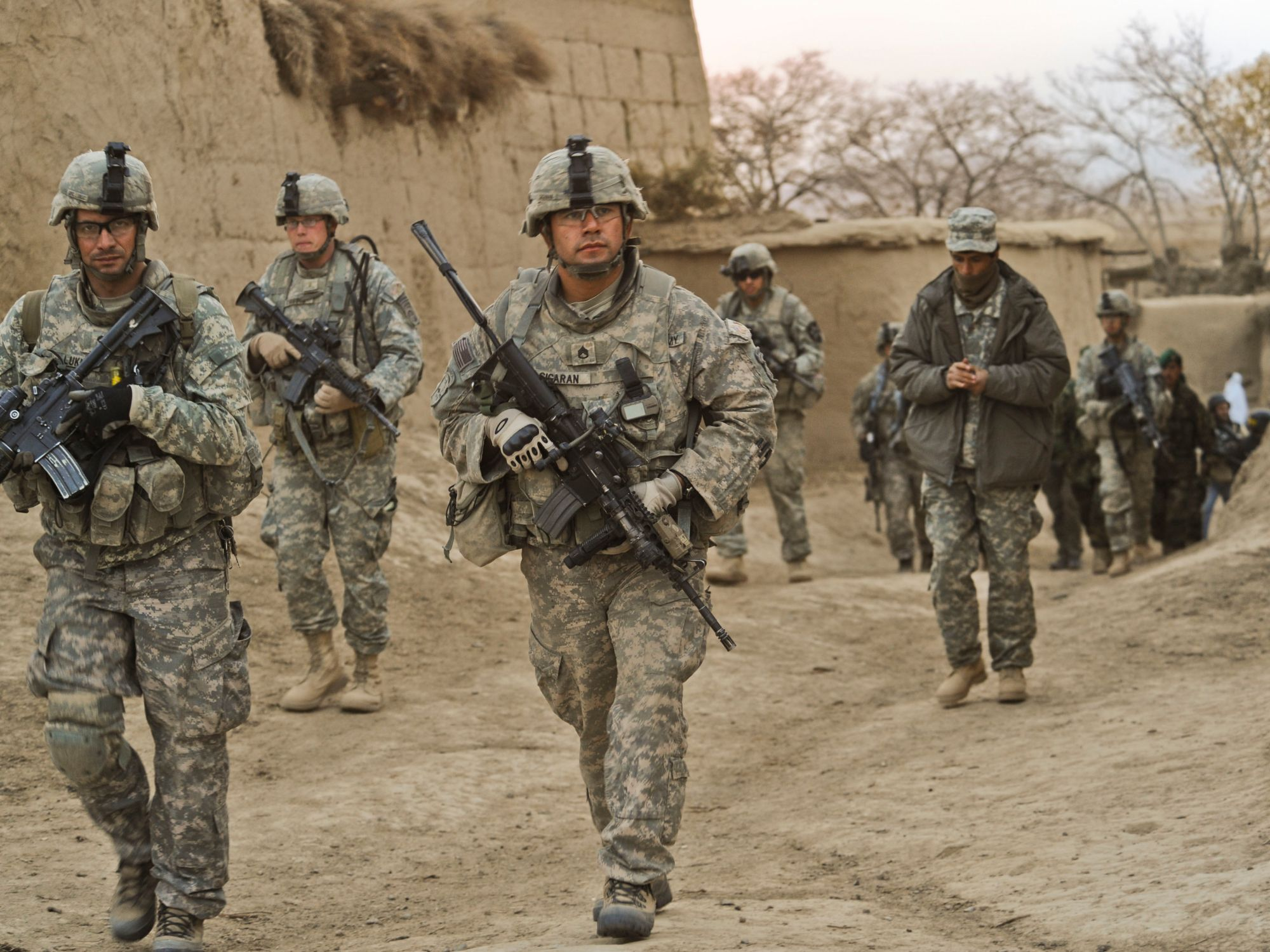 US-soldier-killed-in-possible-Afghan-insider-attack